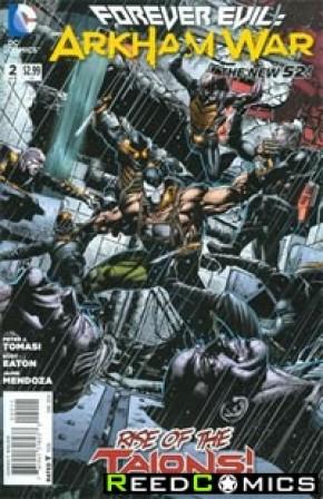 Forever Evil Arkham War #2
