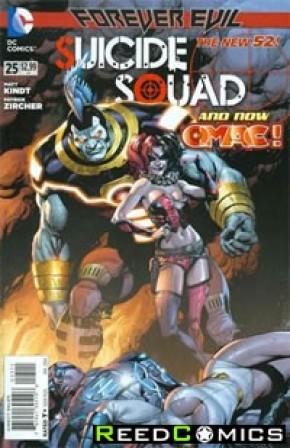 Suicide Squad Volume 3 #25