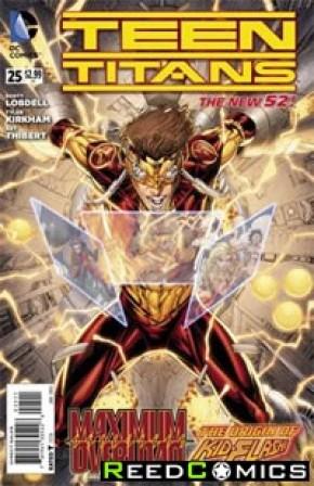Teen Titans Volume 4 #25