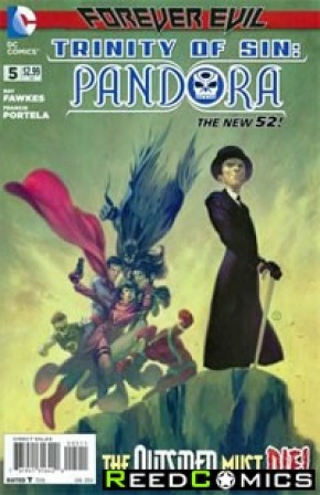 Trinity of Sin Pandora #5