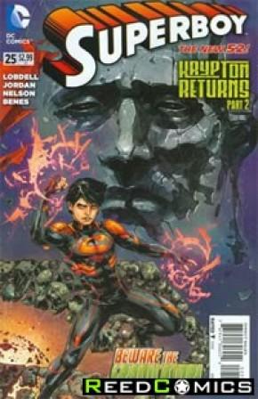 Superboy Volume 5 #25