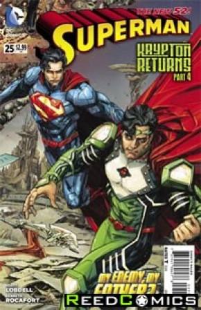 Superman Volume 4 #25