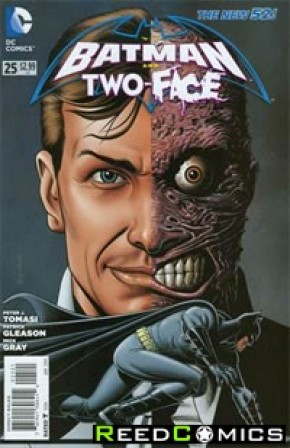 Batman and Two Face Volume 2 #25 (1 in 25 Incentive)