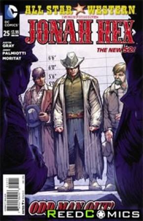 All Star Western Volume 2 #25