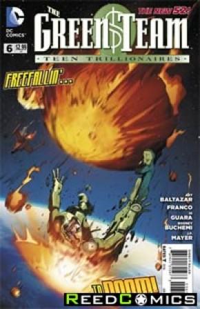The Green Team Teen Trillionaires #6