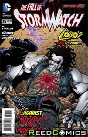 Stormwatch Volume 3 #25