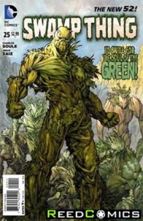 Swamp Thing Volume 5 #25