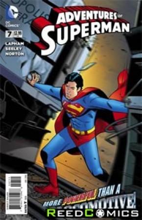 Adventures of Superman Volume 2 #7