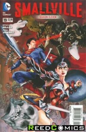 Smallville Season 11 #19