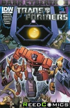 Transformers Dark Cybertron #1