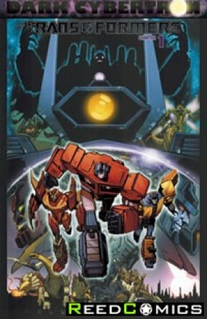 Transformers Dark Cybertron #1 Deluxe Edition