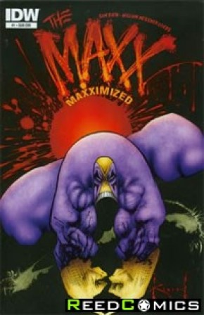Maxx Maxximised #1 (Subscription Variant)
