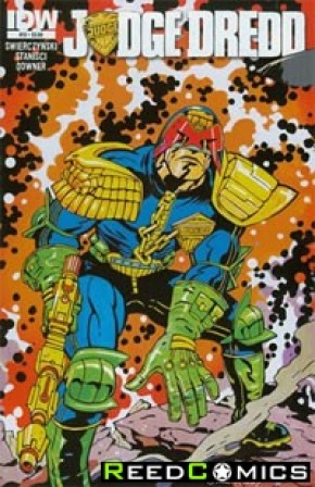 Judge Dredd Volume 4 #13