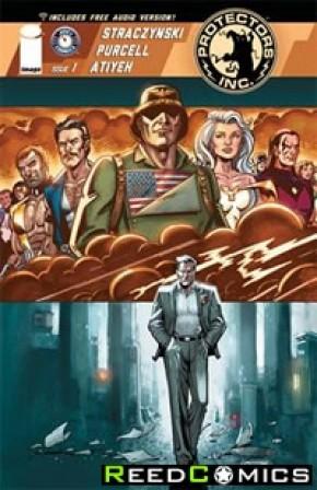 Protectors Inc #1 (Cover A)