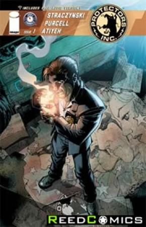 Protectors Inc #1 (Cover B)