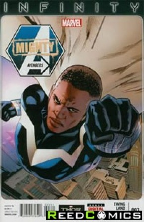 Mighty Avengers Volume 2 #3