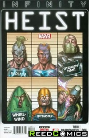 Infinity Heist #4