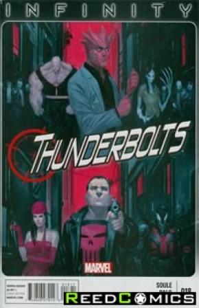 Thunderbolts Volume 2 #18