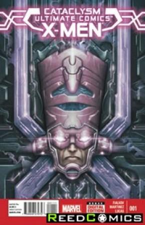 Cataclysm Ultimate X-Men #1