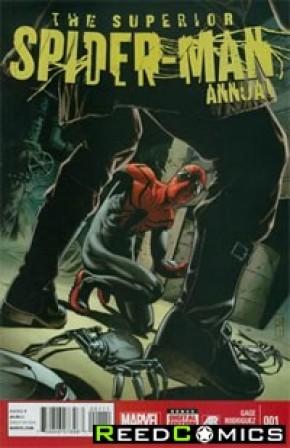 Superior Spiderman Annual #1