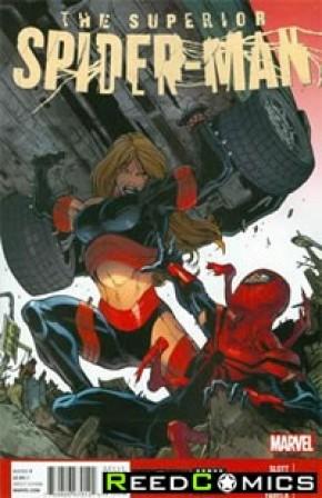 Superior Spiderman #21