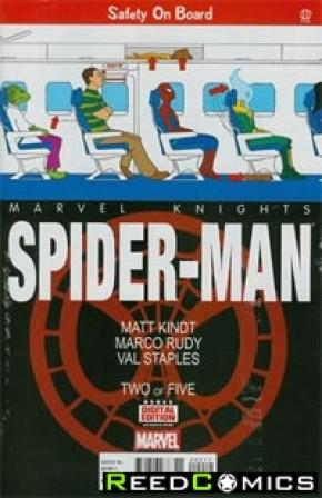 Marvel Knights Spiderman Volume 2 #2