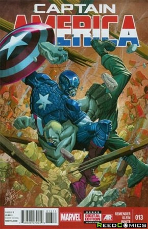 Captain America Volume 7 #13