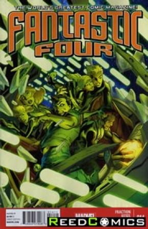 Fantastic Four Volume 4 #14