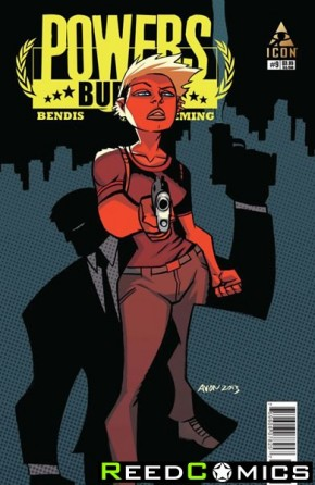 Powers The Bureau #9