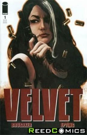 Velvet #1 (2nd Print)
