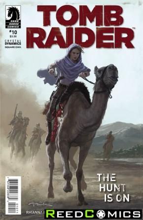 Tomb Raider Volume 2 #10