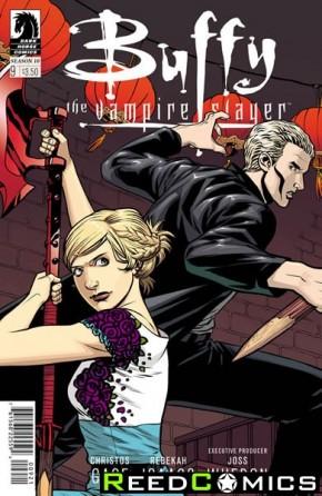 Buffy The Vampire Slayer Season 10 #9 (Isaacs Variant)