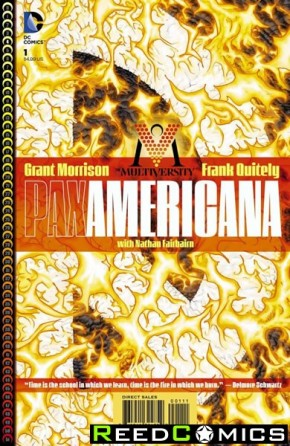 Multiversity Pax Americana #1