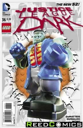 Justice League Dark #36 (Lego Variant Edition)