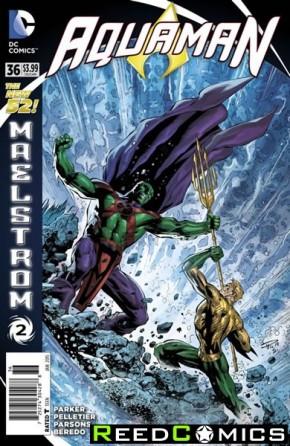 Aquaman Volume 5 #36