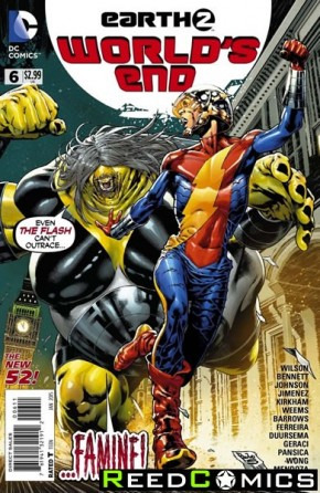 Earth 2 Worlds End #6