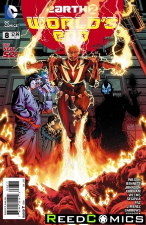 Earth 2 Worlds End #8