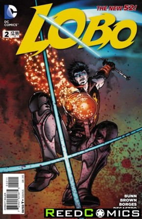 Lobo Volume 3 #2