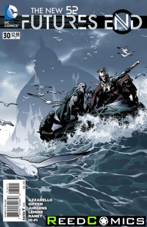 New 52 Futures End #30
