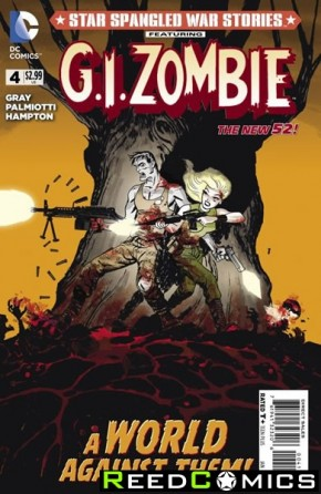 Star Spangled War Stories GI Zombie #4