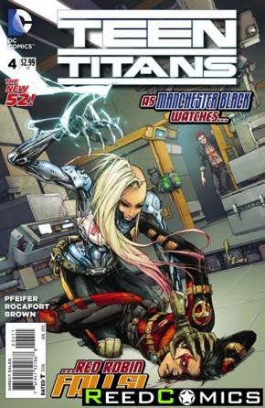 Teen Titans Volume 5 #4