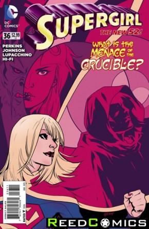 Supergirl Volume 6 #36