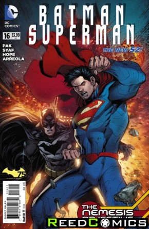 Batman Superman #16