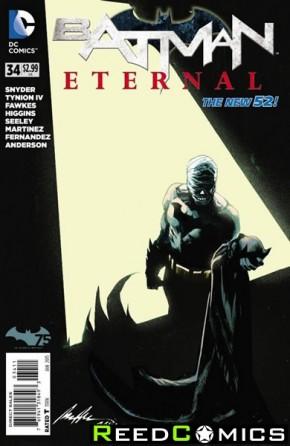 Batman Eternal #34