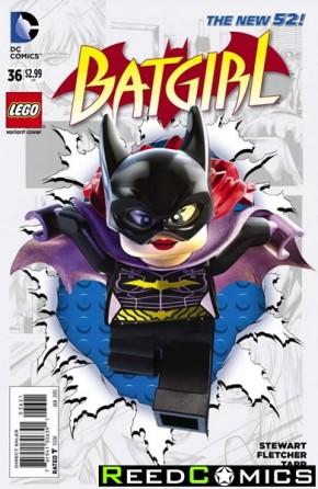 Batgirl Volume 4 #36 (Lego Variant Edition)