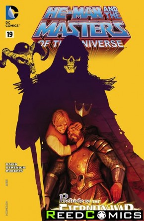 He Man and the Masters of the Universe Volume 2 #19