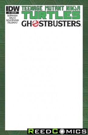 Teenage Mutant Ninja Turtles Ghostbusters #2 (Subscription Variant Cover)