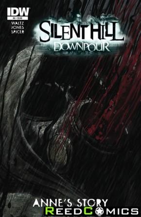 Silent Hill Downpour Annes Story #4