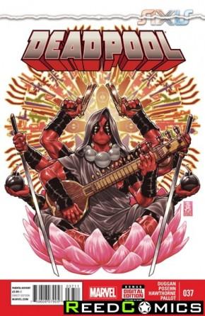Deadpool Volume 4 #37