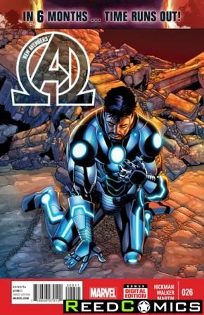 New Avengers Volume 3 #26